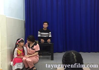 tuyển sinh lớp diễn xuất ngắn hạn