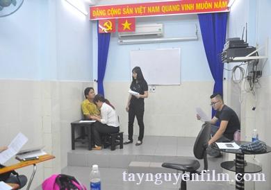 trung tâm đào tạo diễn viên