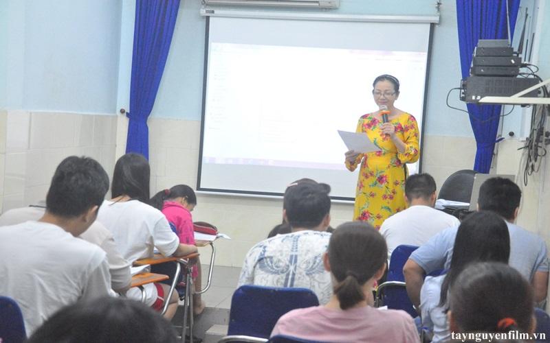 trung tâm đào tạo diễn viên tại tp.hcm