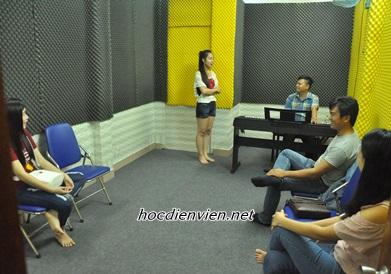Tuyển sinh khóa đào tạo diễn viên