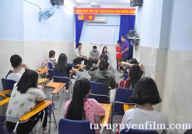 lớp học diễn xuất ngắn hạn