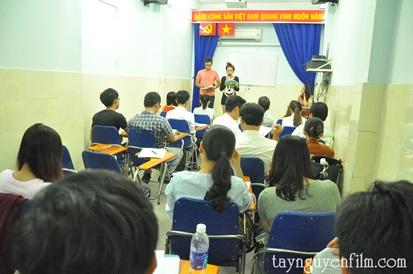 lớp học diễn viên ngắn hạn