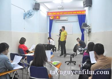 lớp học diễn xuất tại tp.hcm 2019